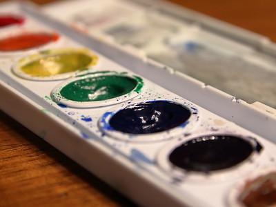 Day 64 - Splash of Color