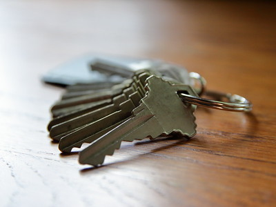 Day 61 - Keys To The Future