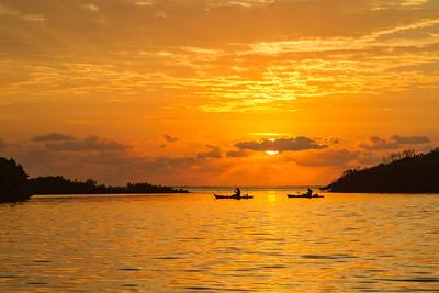 Mosquito Lagoon sunrise
