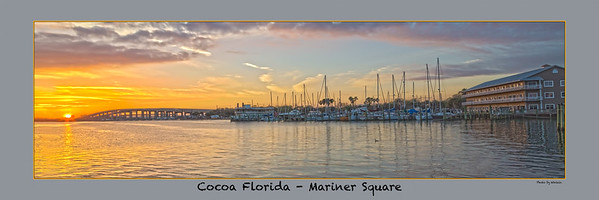 Cocoa Florida - Mariners Square - 520 causway