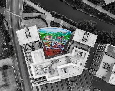 Embassy Mural