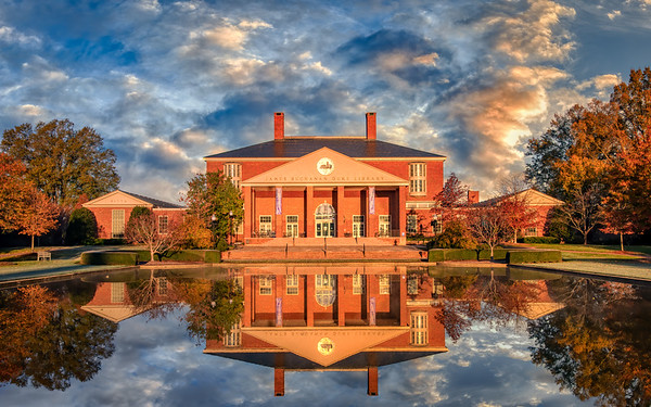 Furman Reflecting Pool