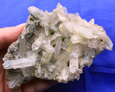 Chlorite Included Quartz