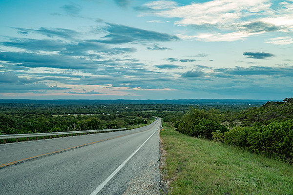Texas Hill Country Drive #1