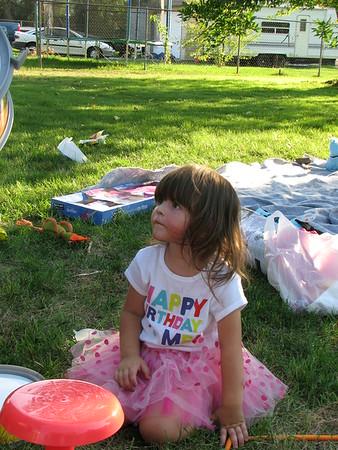 Avalyn's Birthday 2012