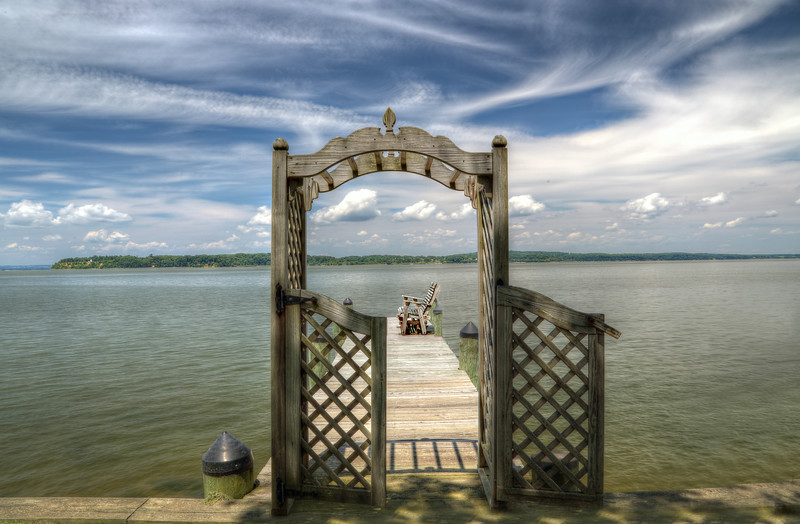 No Pearly Gate