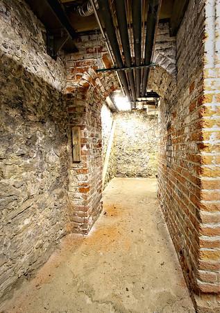 Underground Railroad Cellar