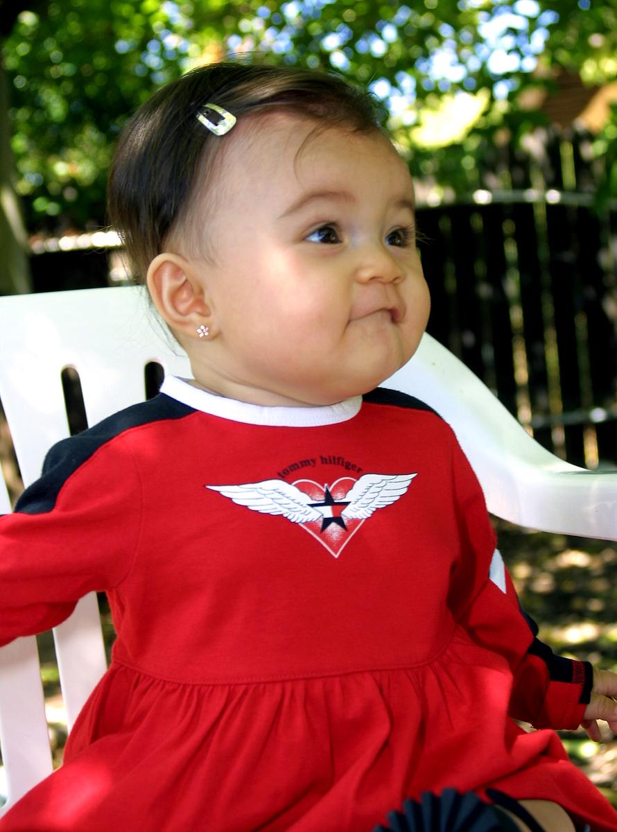 Ava's Baby Photos