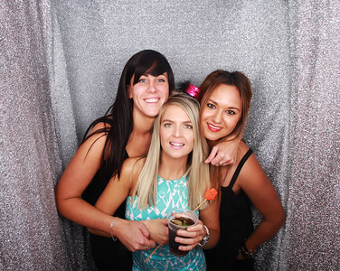 Aveling Homes Christmas Party Photobooth Photos