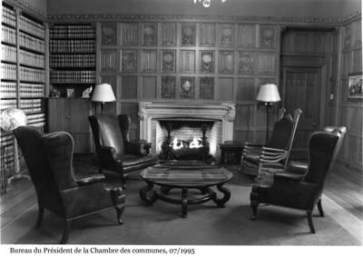 Office of the Speaker of the House of Commons - Bureau du Président de la Chambre des communes, 1995