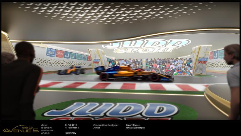 Judd Formula One Racing