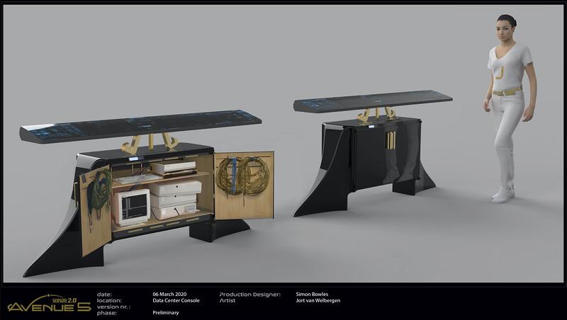 Data Center Console
