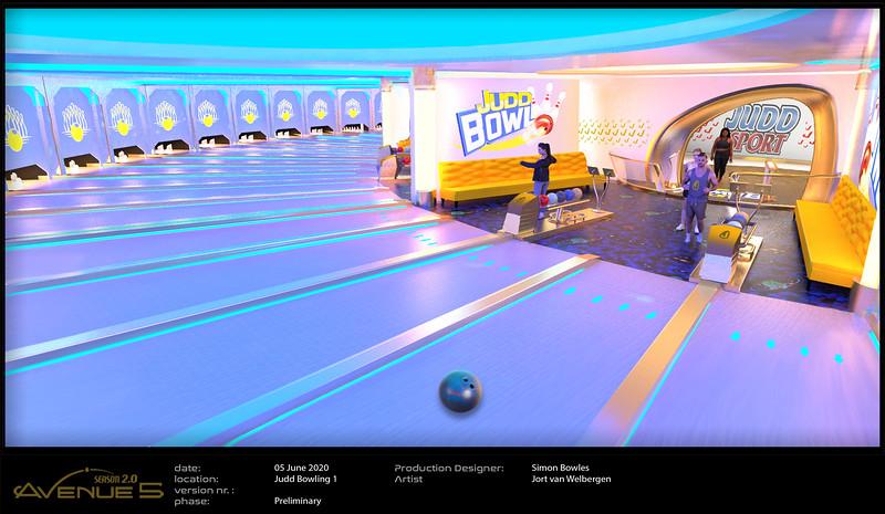Bowling Alley - visual 2