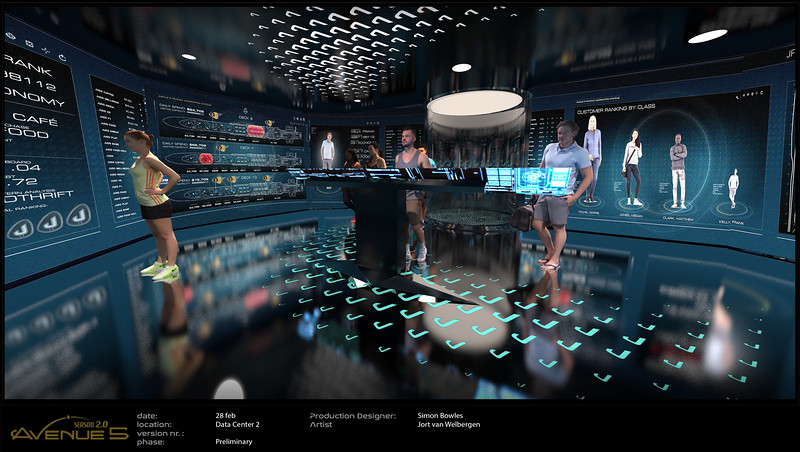 Data Center - visual 2