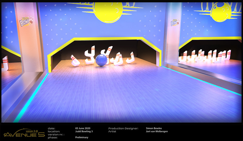 Bowling Alley - visual 3
