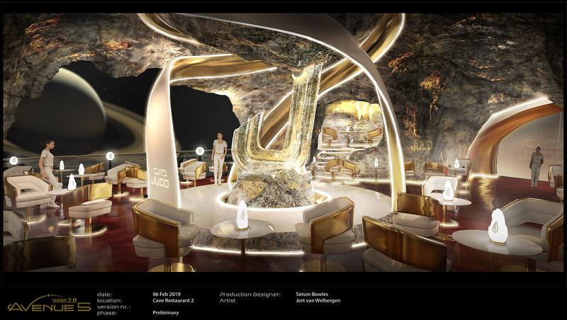 Judd Cave Restaurant
