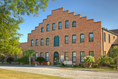 TABASCO Factory on Avery Island.
