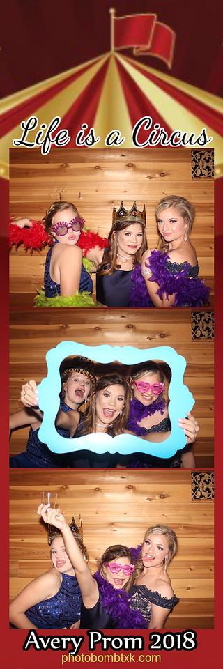 Avery Prom 2018