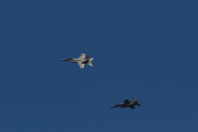 F-/A-18 Hornets