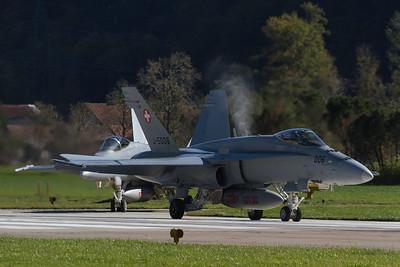 F-A/18 Hornets