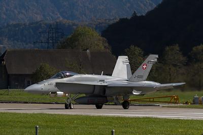 F/A-18C Hornet / J-5021