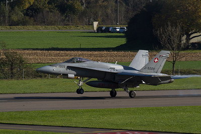 F/A-18C Hornet / J-5009