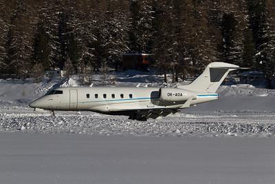 Bombardier / BD-100-1A10 / Challenger 300 / OK-AOA