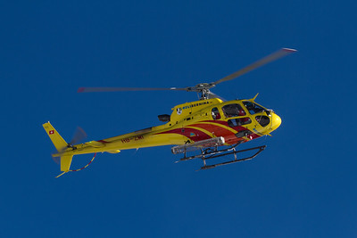 Eurocopter / AS 350 B3e / Ecureuil / HB-ZMI