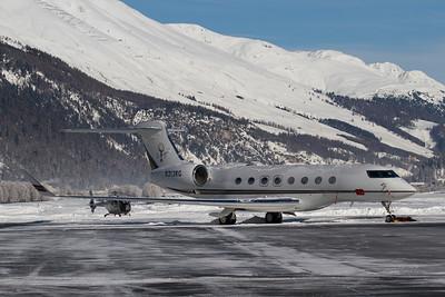 Gulfstream / G650 / N313RG