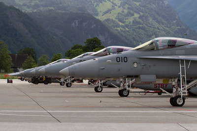 Swiss Air Force Base - Meiringen