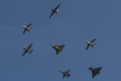 Historic Jet Formation