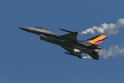Lockheed Martin F-16AM Fighting Falcon
