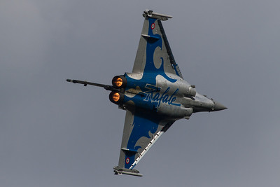 Rafale - Solo Display