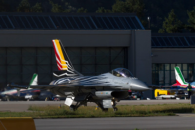 Belgian F-16 Demo Team