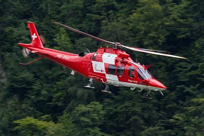 REGA Agusta AW109SP / HB-ZRX