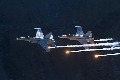 F/A-18 C Hornet / J-5006 / J-5021