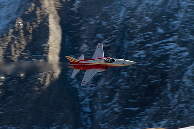Northrop F5-E Tiger II / J-3088 / Patrouille Suisse