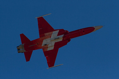 Northrop F-5E Tiger II / Patrouille Suisse