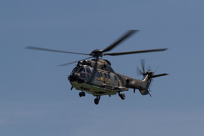 Eurocopter / AS 532UL / Cougar / T-337