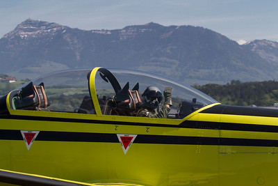 Pilatus / PC-9 / Swiss Air Force