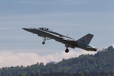 F/A-18C / Hornet / J-5021