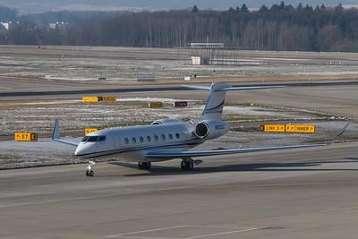 Gulfstream / G650ER / N650GD