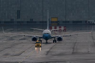 Boeing / C-40C / United States - US Air Force (USAF) / 09-0540