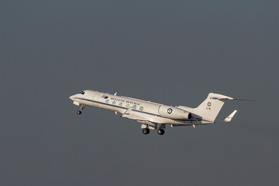 Gulfstream / G-V / Hellenic Republic / Greece - Air Force / 678