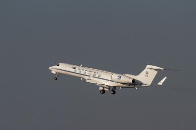 Gulfstream / G-V / Hellenic Republic / Greece - Air Force / 678