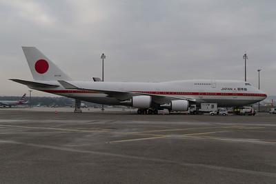 Boeing / 747-47C / Japan - Air Self Defence Force (JASDF) / 20-1102