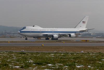 USA - Air Force / Boeing / E-4B / 50125