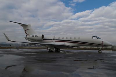 Embraer / EMB-550 / Legacy 500 / OD-CXJ