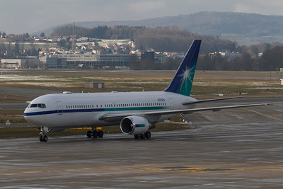 Boeing / 767-2AX(ER) / Saudi Aramco Aviation / N767A