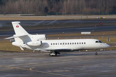Dassault / Falcon 7X / HB-JST
